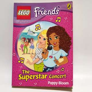 Lego Friends - The Superstar Concert