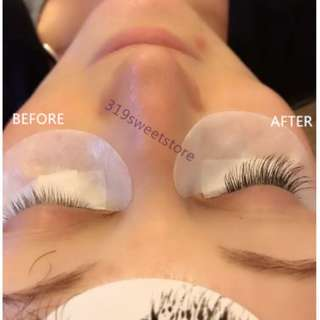 ♛Korea Unlimited Lash-by-Lash Eyelash Extension♛Ultra soft comfortable and lasting♛