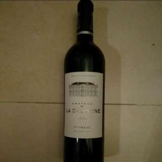 la dauphine fronsac 2005 wine