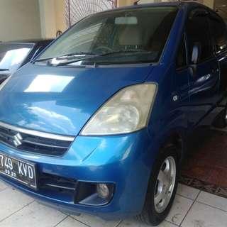Suzuki Karimun Estillo biru 2008