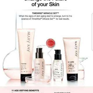Marykay Timewise Miracle Set Promo.💗
