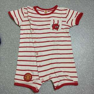 ManUnited Romper