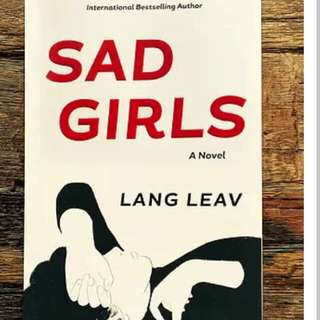 *NEW* SAD GIRLS - Lang Leav INSTOCK