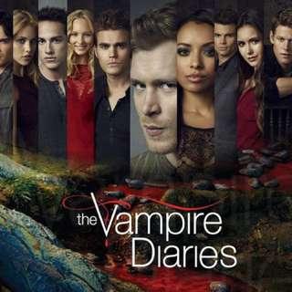 Vampire Diaries Season 1 - 8