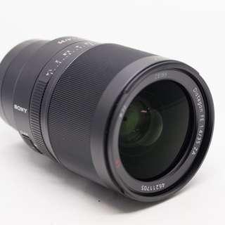 Sony Zeiss 35mm f1.4