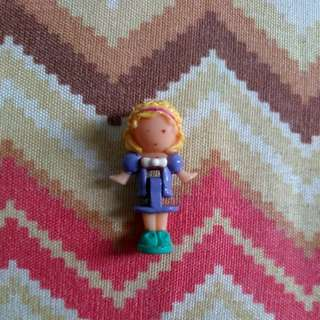Polly Pocket Figure