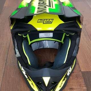 Nolan helmet S size