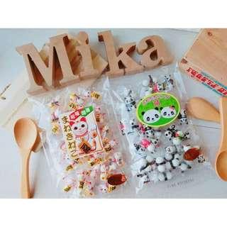 «Kimi Shop» 日本➜預購 日本製新年限定熊貓/招財貓巧克力球