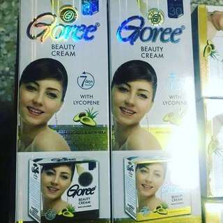 Authentic GOREE Beauty Cream