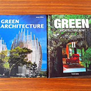 2 for $18: Green Architecture, Green Achitecture Now! (II)