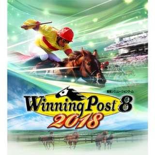 預購 PC《馬場大亨8 2018(Winning Post 8 2018)》