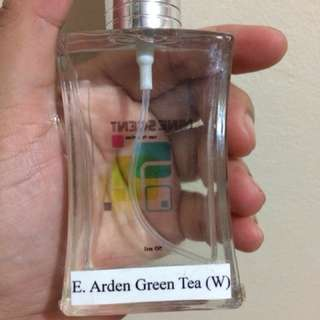 Perry Ellis, Elizabeth Arden, Lacoste Pink, Clinique