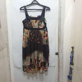[SUBSIDI ONGKIR IDR 10.000] K&J Flower Dress