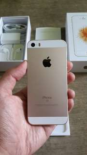 Iphone SE Spesial Edition Mulus Fullset