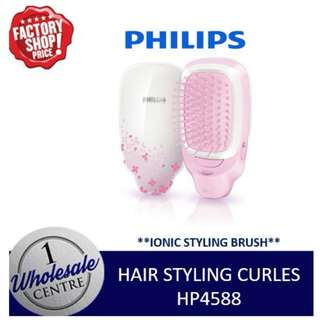 PHILIPS HP4588 HAIR STYLING CURLES