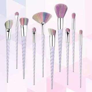[LIMITED]Unicorn Makeup Brushes 🦄!