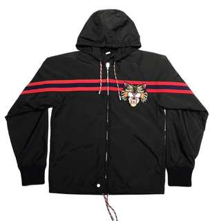 GUCCI CAT WINDBREAKER
