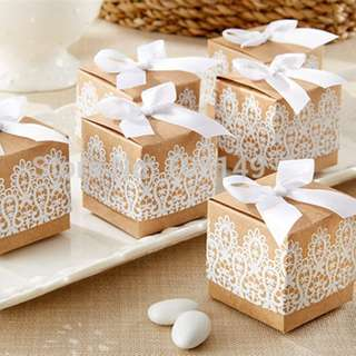 Candy Box/ Wedding Favour/ Baby Shower