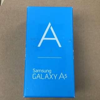 SAMSUNG Galaxy A5 16GB Black (SM-A5000)