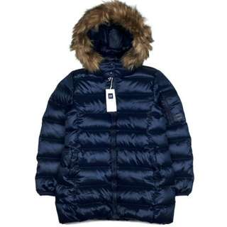 Gap winter jaket bulu angsa