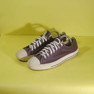 Converse CT Brown Leather Low