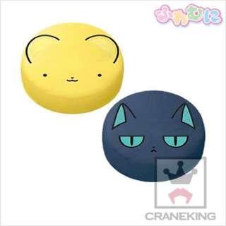 日本代購 百變小櫻magic card 基路仔一套咕𠱸cushion