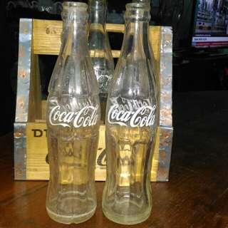 Vintage Local Coca-Cola Bottle