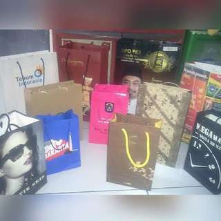 Take All Paper Bag Campuran