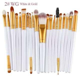 [sales] 20pcs Makeup Brush