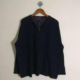 Thruxton Halfzip Sweater