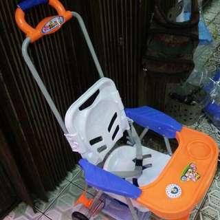 Preloved- stroller chair family