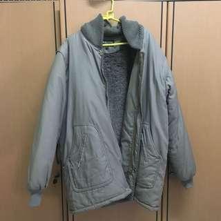 Jaket tebal / winter / parka destino XL