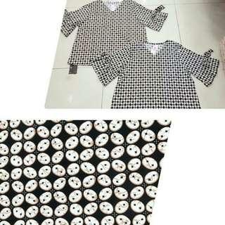Blouse Batik Jumbo (foto geser ➡)