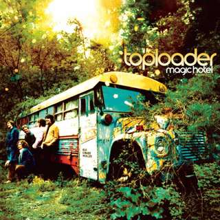 Toploader Magic Hotel cd