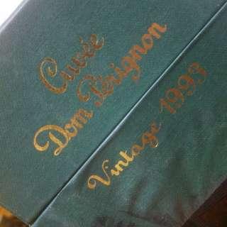 Dom Perignon 1993.......700ml...罕有