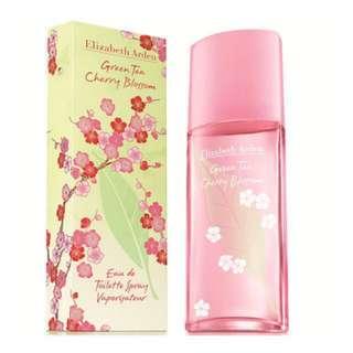 BNIB Elizabeth Arden Green Tea Cherry Blossom EDT