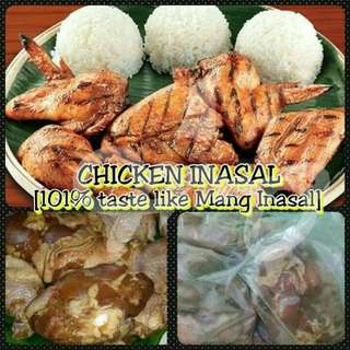 CHICKEN INASAL 1KILO PER PACK