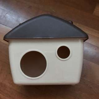 Small Brown hamster house