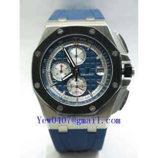 031281-APSP 24-1R YGYY STAINLESS STEEL-PVD AP CHRONOGRAPH