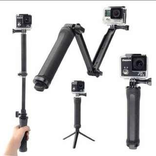 Gopro tripod selfie stick