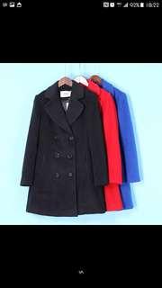 🚚 全新氣質(含羊毛)外套