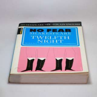 Twelfth Night - No Fear Shakespeare