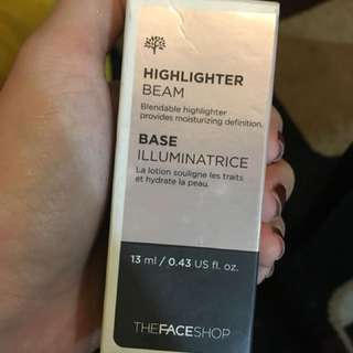 The face shop Highlighter