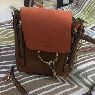 Luxury Inspired Backpack/shoulder bag