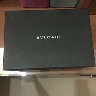Box bvlgari