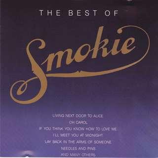 Smokie The Best Of Smokie cd