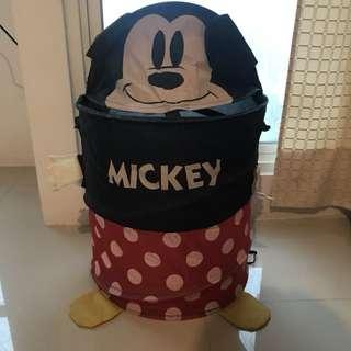 Tempat baju kotor Mickey Basket