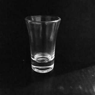 Flared shooter shotglasses 2pcs left!