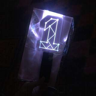 Wanna One Unofficial Lightstick