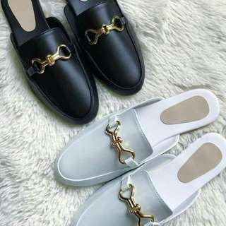 TRENDY MULES / HALFSHOES